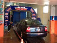 Sudz Car Wash & Sudz Self Storage   Richmond, Indiana   765
